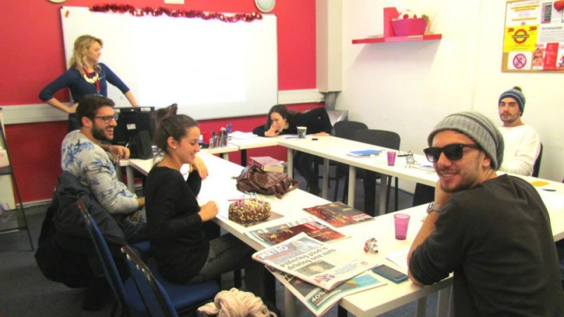 General English Course (morning 15 hours per week)